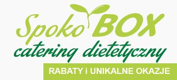 SPOKOBOX -PROMOCJE i KODY RABATOWE Logo